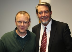 Dr. Scott Hahn visits NDGS